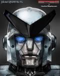 Autobot Ratchet Head Design by timshinn73