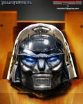 Autobot Brawn Head Design by timshinn73