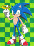 Sonic With A Ring