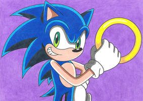 Sonic and Ring