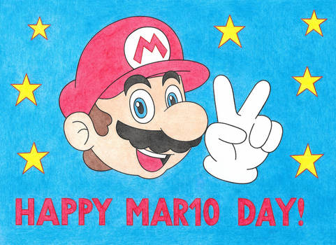 Happy Mar10 Day 2021!