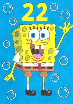 SpongeBob's 22nd Anniversary