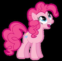 Pinkie Pie In Awe by theaceofspadez