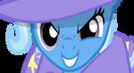 Quick Trixie Close-up by theaceofspadez