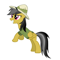 Daring Do by theaceofspadez