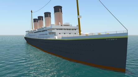 Keep Calm and Titanic On by theaceofspadez
