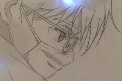 Yuuri by Marryx79