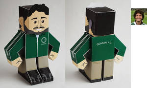Ogilvy Paper People - Pedro