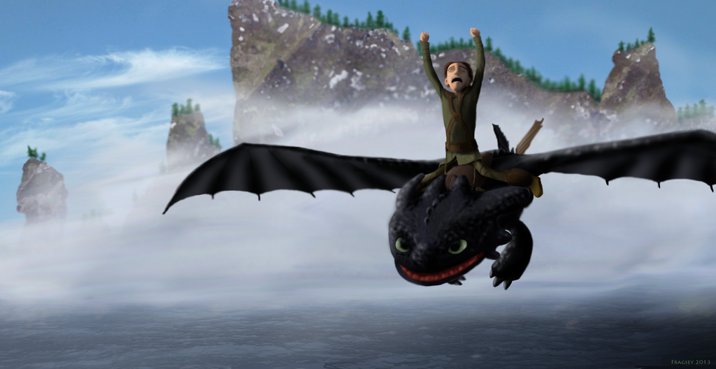 Hiccup and toothless yeah baby by fragsey on deviantart hiccup and toothless yeah baby by fragsey ccuart Gallery