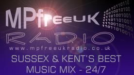 MPfreeUK Radio Logo by Fragsey