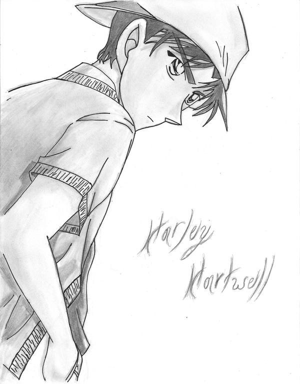 Harley Hartwell by akatsukicloud227