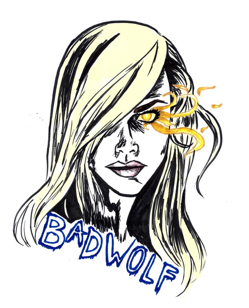 Bad Wolf by akatsukicloud227