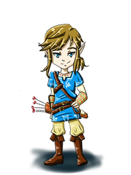 Link WiiU by akatsukicloud227