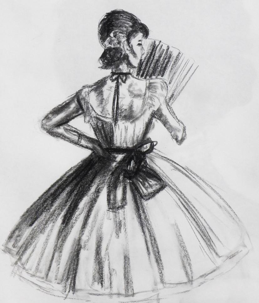 Ballerina by akatsukicloud227