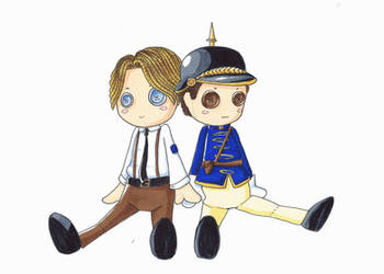 Dalek Week 2015: Toys by akatsukicloud227