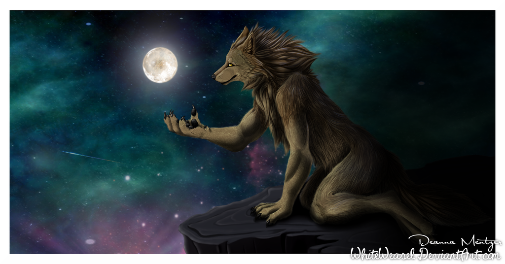 I Bring The New Moon by Deazea