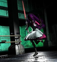 Warrior Maid Keiko