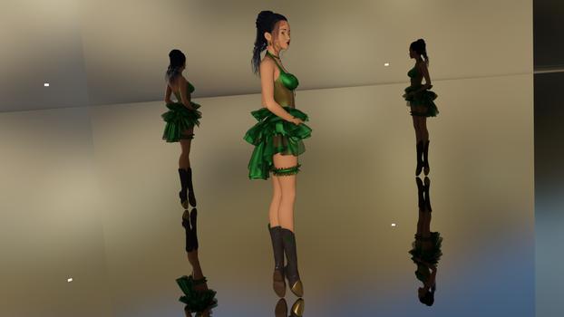 IsoBella - Glam Render #1