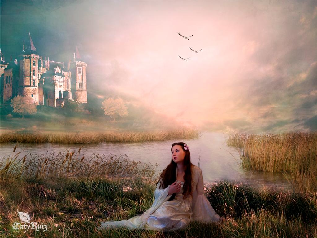 La princesa triste by CatyRuiz3