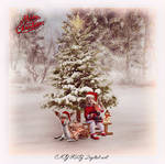 Postal de Navidad by CatyRuiz3