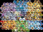 Skylanders Fighting Game Character Roster