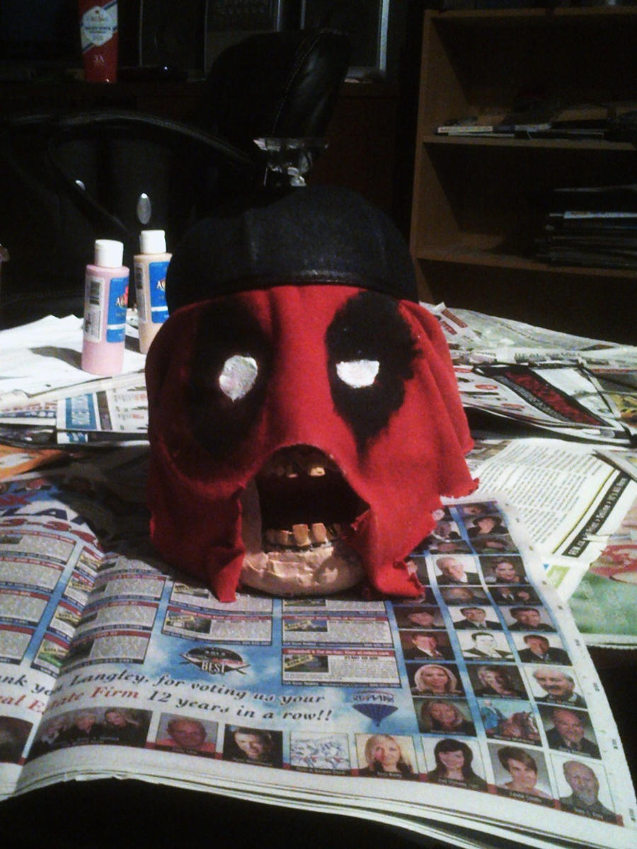Headpool by themanlycosplayer on deviantart for Headpool