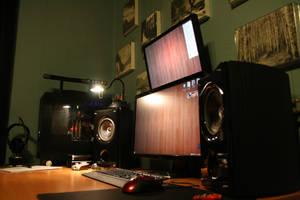 My Workstation by MrPorter
