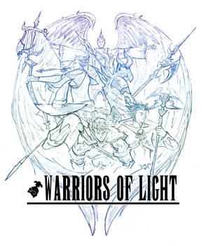 Warriors of Light FC Logo