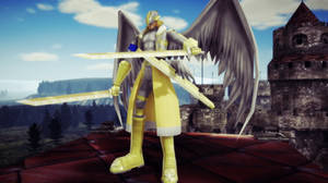 The Great Angel of Friendship, Beelzemon