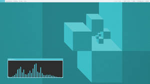 Fibonacci boxes in 3d