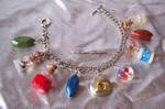 LOZ Charm Bracelet Handsculpted and Custom