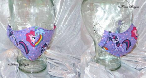 Face Mask My Little Pony Handmade Custom