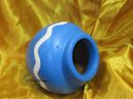 ZeldaI Item Pot Ceramic WIP Custom by TorresDesigns