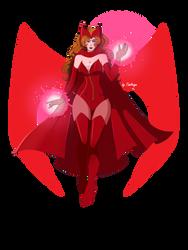 The Avengers: Scarlet Witch by TaoAriya