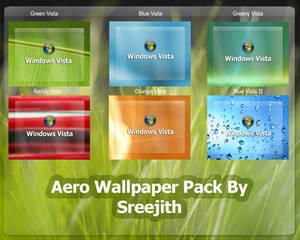 Aero Wallpaper Pack