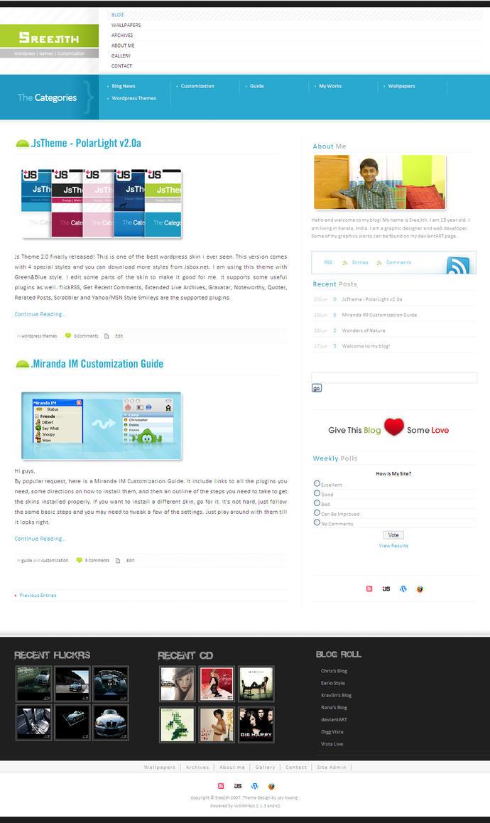 My Blog by sreeejith