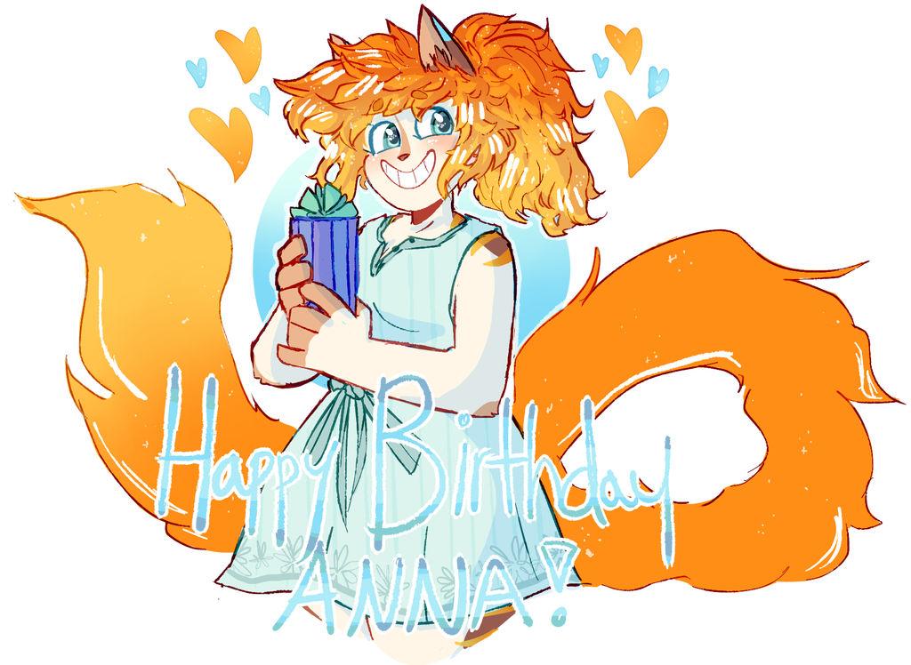 birthday cahira by pumpkinuffin