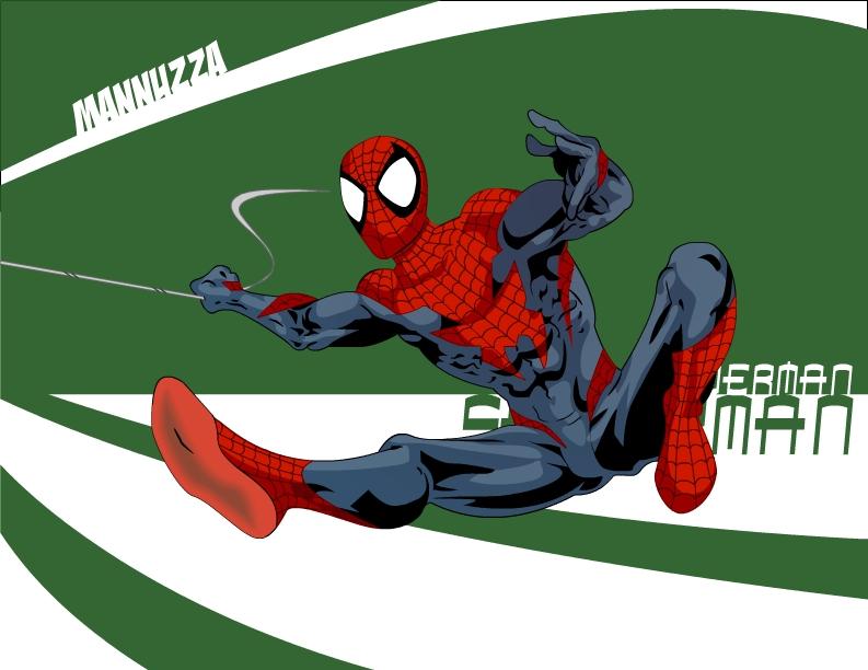 M Spiderman Mannuzza Spiderman Hou...
