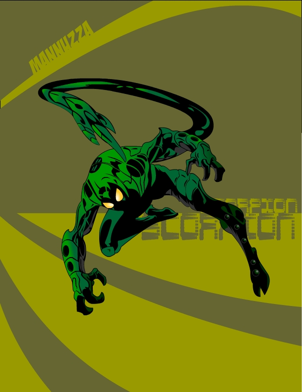 Mannuzza Ultimate Scorpion by Mannuzza on DeviantArt