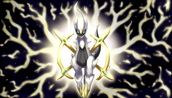 Arceus Hd Wallpapers: Arceus Banner By Togechu On DeviantArt