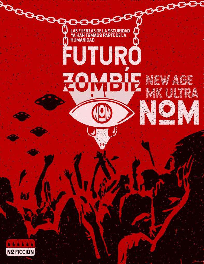Poster Zombi NOM by Designeran