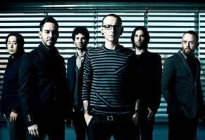 Linkin Park Promotional Photoshoot- 2012 by vickymyo
