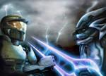 Halo Wars fan art