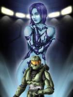 Halo 3 Fan Art by Geocross