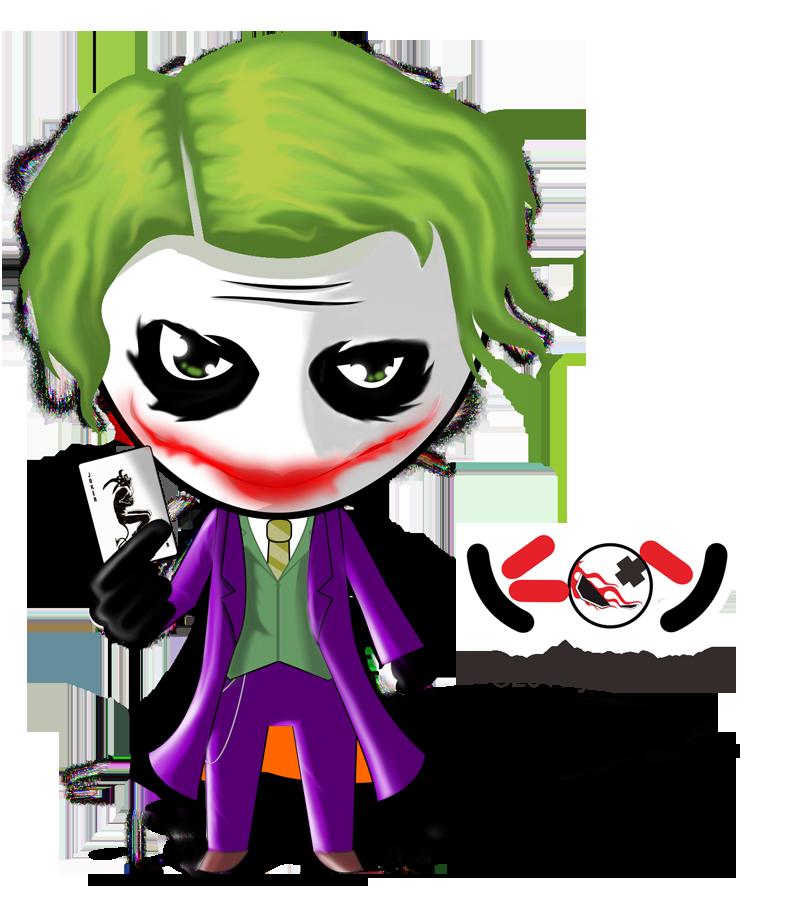 Joker Chibi By Gravicious On Deviantart