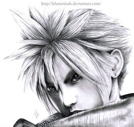 Soldier Cloud Strife To MFRS