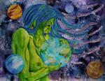 Earth Mother by NicoleHansche