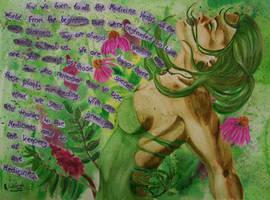 Medicine Herbs by NicoleHansche