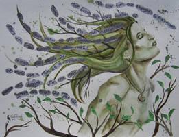 Trees by NicoleHansche