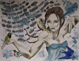 Birds by NicoleHansche